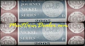 2005 Westward Journey Nickel Series